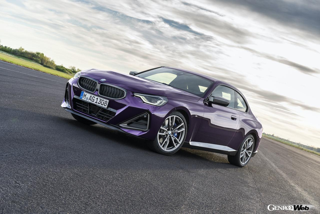 「現代に蘇った2002、新型「BMW 2シリーズ クーペ 」がグッドウッドでワールドプレミア 【動画】」の11枚目の画像