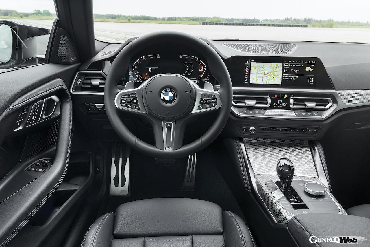 「現代に蘇った2002、新型「BMW 2シリーズ クーペ 」がグッドウッドでワールドプレミア 【動画】」の3枚目の画像