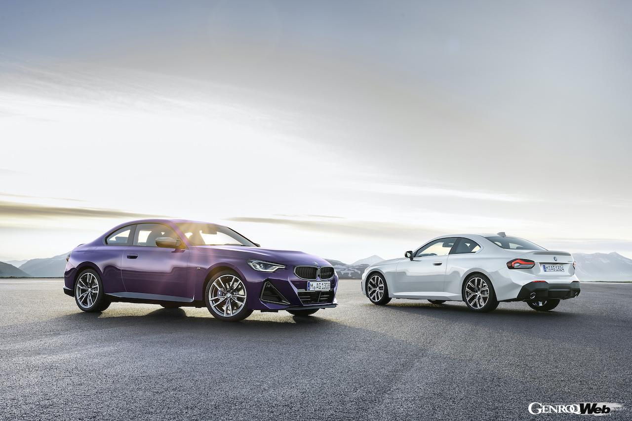 「現代に蘇った2002、新型「BMW 2シリーズ クーペ 」がグッドウッドでワールドプレミア 【動画】」の6枚目の画像