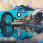 ベントレー コンチネンタルGT アイスレースカー、人気レースゲーム『DIRT 5』に登場! - 20210715_Bentley_Dirt5IceRacer_2