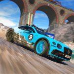 ベントレー コンチネンタルGT アイスレースカー、人気レースゲーム『DIRT 5』に登場! - 20210715_Bentley_Dirt5IceRacer_6