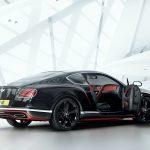 ベントレーマリナー、記念すべき1000台目の車両となる「ベンテイガ」の特別仕様車を製作 - 20210715_Mulliner1000th_4-SpeedBlackEditionExterior