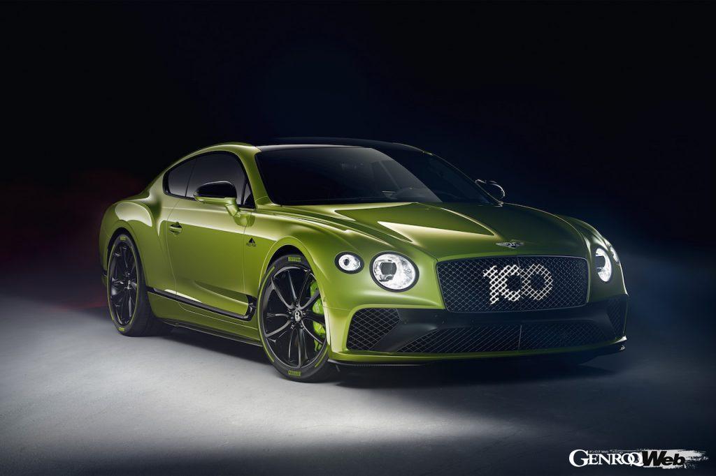 ベントレーマリナー、記念すべき1000台目の車両となる「ベンテイガ」の特別仕様車を製作