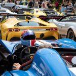 アストンマーティン ヴァルキュリー、グッドウッドで最も輝きを放ったスーパースポーツに決定! - 20210718_Michelin-FOS_08