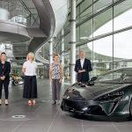 マクラーレン、世界中の子どもたちを支援する活動とパートナーシップ契約を締結 - McLaren Automotive announce charity partnership with PLAN International