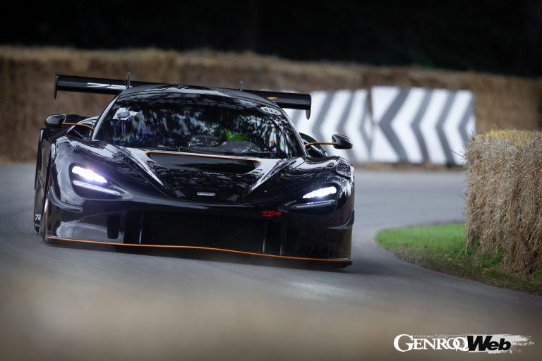 マクラーレン 720S GT3X、グッドウッドで開催された「タイムド・シュートアウト・ファイナル」で優勝