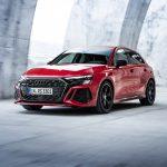 新型アウディ RS 3 スポーツバック/セダン、デビュー! 最高出力400p、最高速度290km/hにドリフトモードも採用 - 20210721_audi_RS3_08