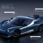 ピニンファリーナ バッティスタ、1号車のデザインを公開。イメージはニューヨーク - 20210725_Pininfarina_Bespoke_04