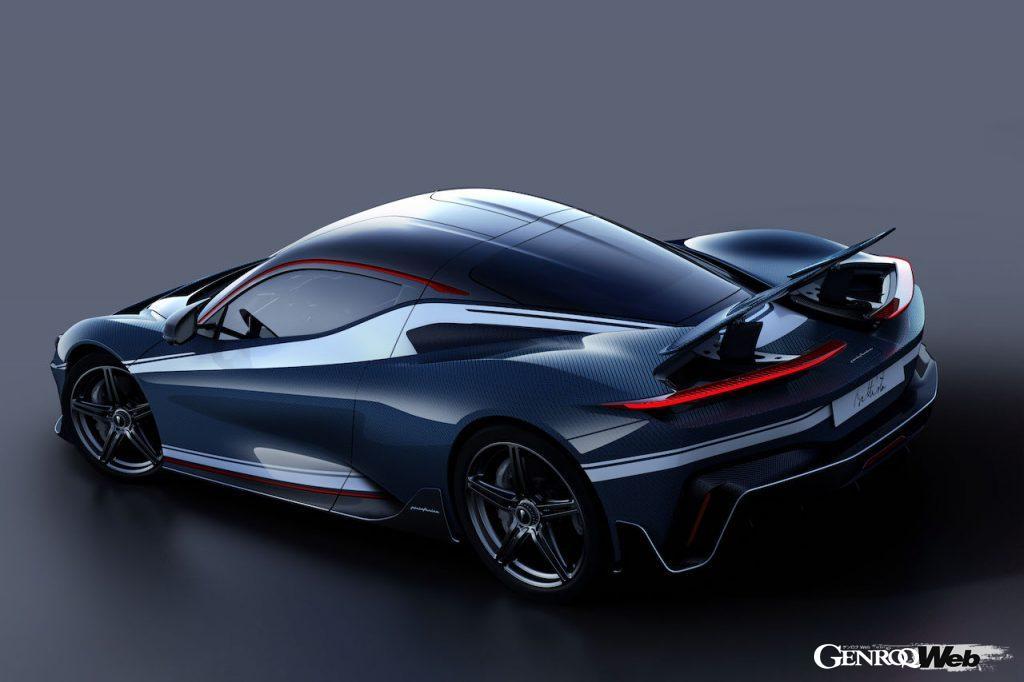ピニンファリーナ バッティスタに用意されたパーソナライゼーションプログラム、1号車のデザインを公開