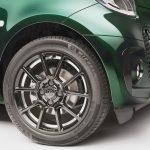 スマート EQ フォーツー クーペに、ブラバスの内外装を採用した「レーシンググリーン エディション」登場 - 2021 Mercedes  Smart Racing Green EQ