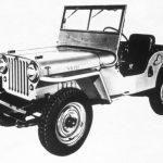 ジープの未来予想図をキャッチ。電動化を「ワクワク」に繋げる方法を小川フミオが解説 - GQW_1945_Jeep_CJ-2A_1