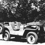 ジープの未来予想図をキャッチ。電動化を「ワクワク」に繋げる方法を小川フミオが解説 - GQW_1945_Jeep_CJ-2A_2