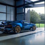 """約7億円のブガッティ ディーヴォ「最後の1台」がデリバリー。40台目がまとう""""青""""の意味とは - GQW_Bugatti_Divo_07237"""