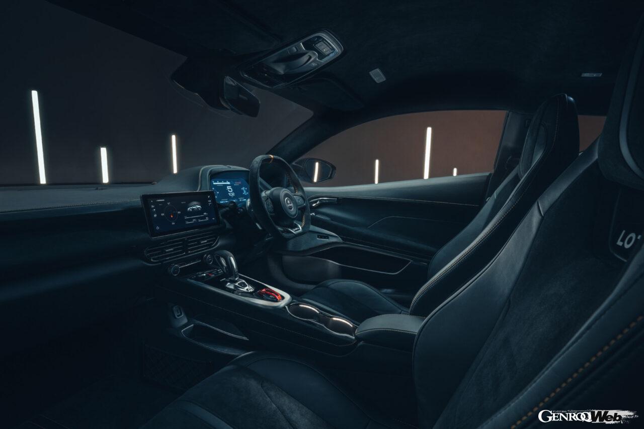 「ロータス エミーラが全貌を公開! 最後の内燃機関にはトヨタ製V6とAMG製直4ターボの2種類を用意」の20枚目の画像