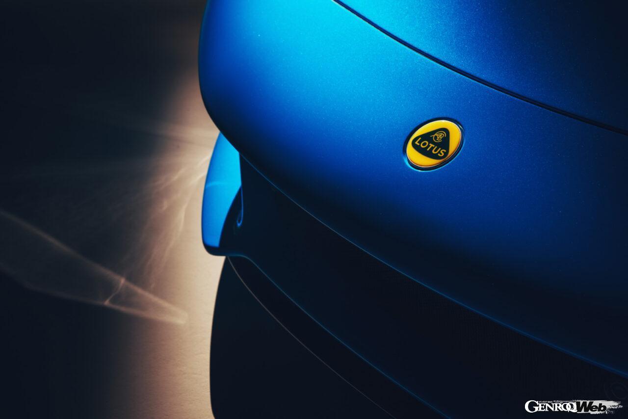 「ロータス エミーラが全貌を公開! 最後の内燃機関にはトヨタ製V6とAMG製直4ターボの2種類を用意」の5枚目の画像