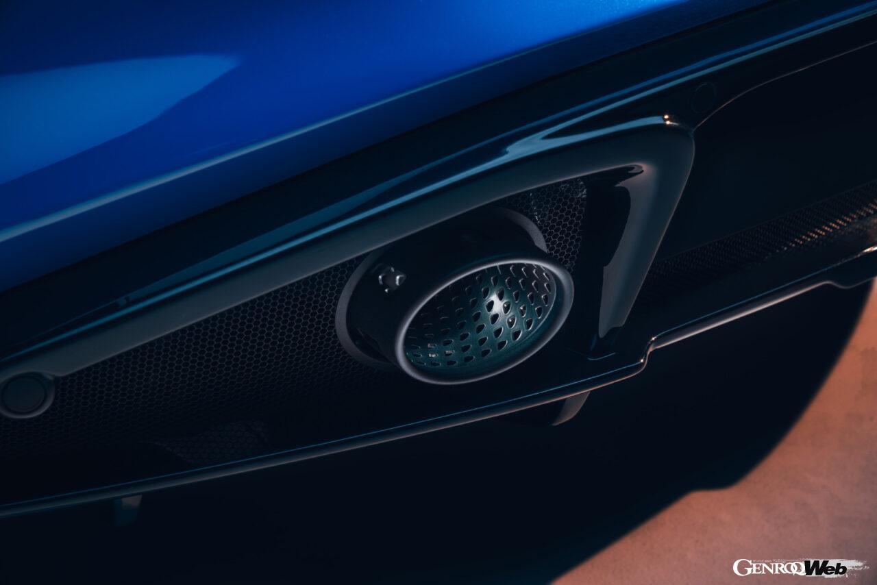 「ロータス エミーラが全貌を公開! 最後の内燃機関にはトヨタ製V6とAMG製直4ターボの2種類を用意」の13枚目の画像