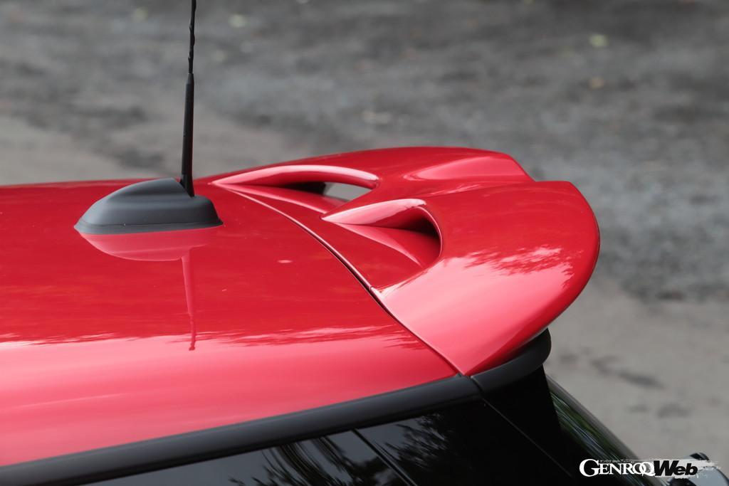 「新型MINI John Cooper Works初試乗! 洗練極まったスポーツマインドのディティールに迫る」の7枚目の画像
