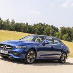 新型メルセデス・ベンツCクラスにいち早く試乗! 渡辺慎太郎が第一印象をレポート - GQW_Mercedes-Benz_C-Class_07291