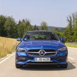 新型メルセデス・ベンツCクラスにいち早く試乗! 渡辺慎太郎が第一印象をレポート - GQW_Mercedes-Benz_C-Class_07292