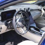 新型メルセデス・ベンツCクラスにいち早く試乗! 渡辺慎太郎が第一印象をレポート - GQW_Mercedes-Benz_C-Class_07296