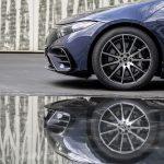 メルセデスのフラッグシップEV、EQS初試乗! 渡辺慎太郎がスイスの試乗会で実感した「らしさ」とは - GQW_Mercedes-Benz_EQS_580_4MATIC_072811