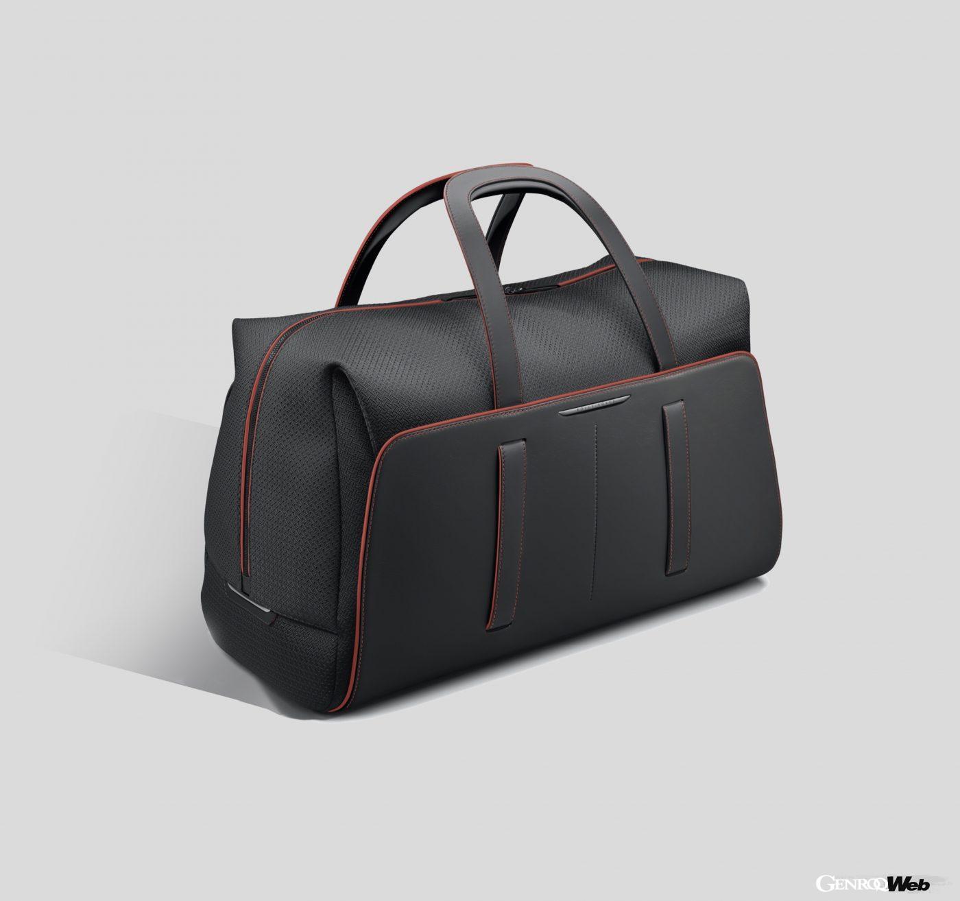 「ロールス・ロイスを「持ち歩く」! 新作バッグコレクションに見るラグジュアリーの新しい姿」の1枚目の画像