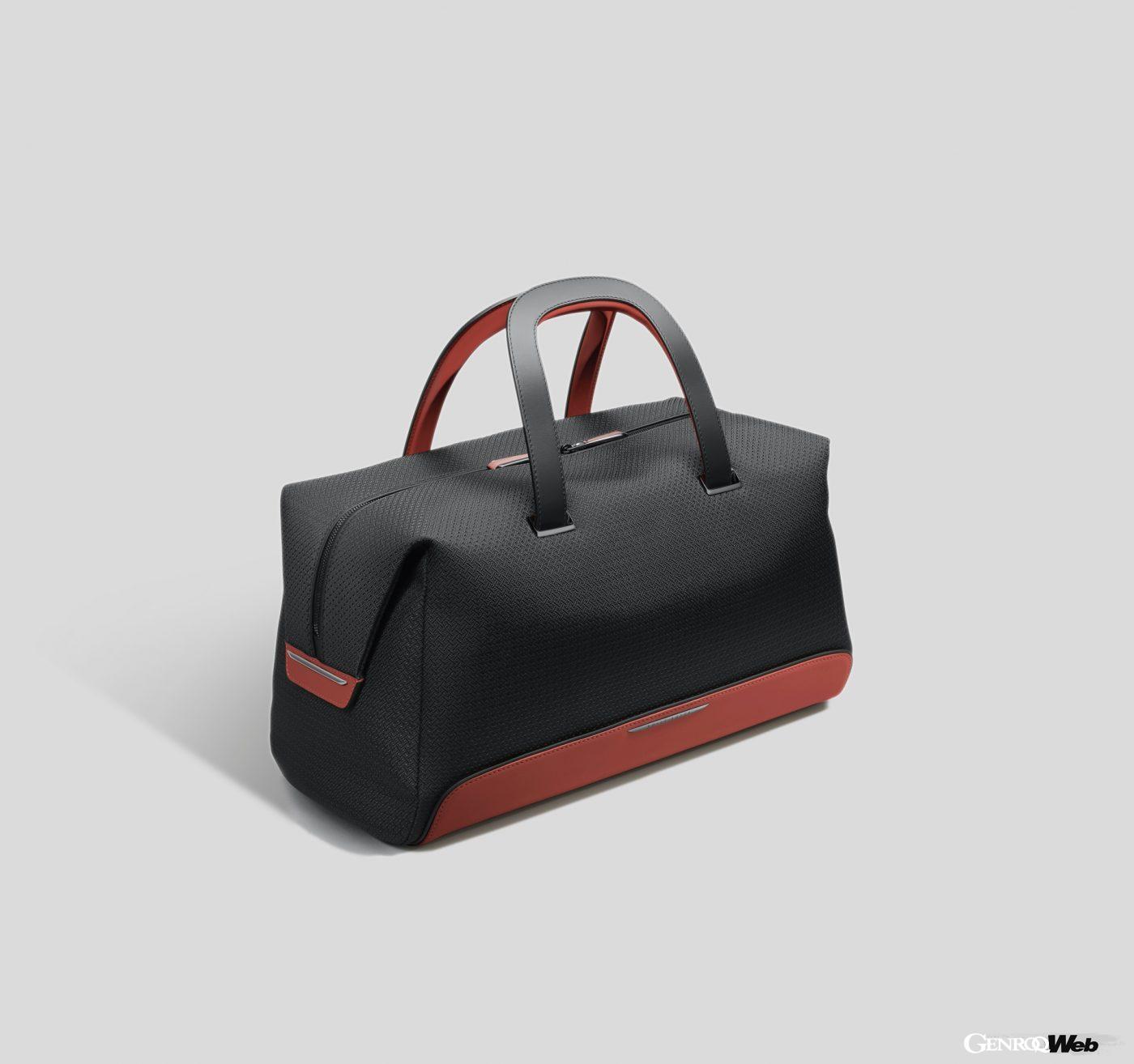 「ロールス・ロイスを「持ち歩く」! 新作バッグコレクションに見るラグジュアリーの新しい姿」の2枚目の画像