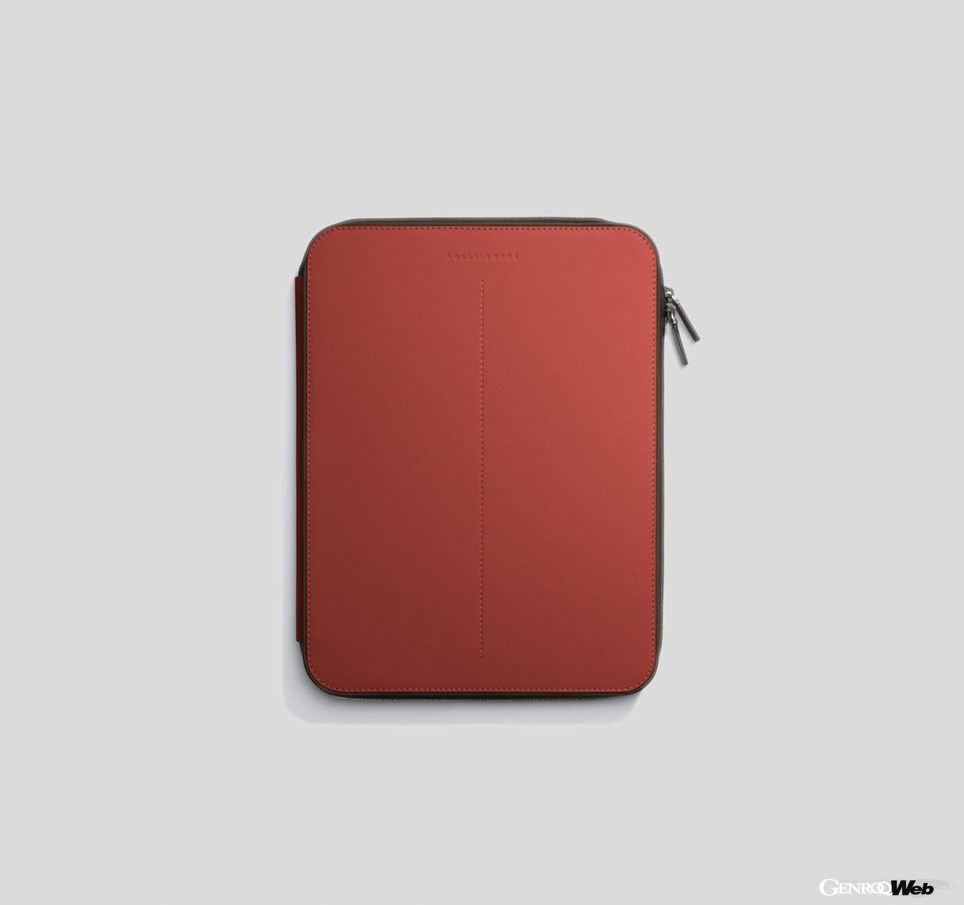 「ロールス・ロイスを「持ち歩く」! 新作バッグコレクションに見るラグジュアリーの新しい姿」の3枚目の画像