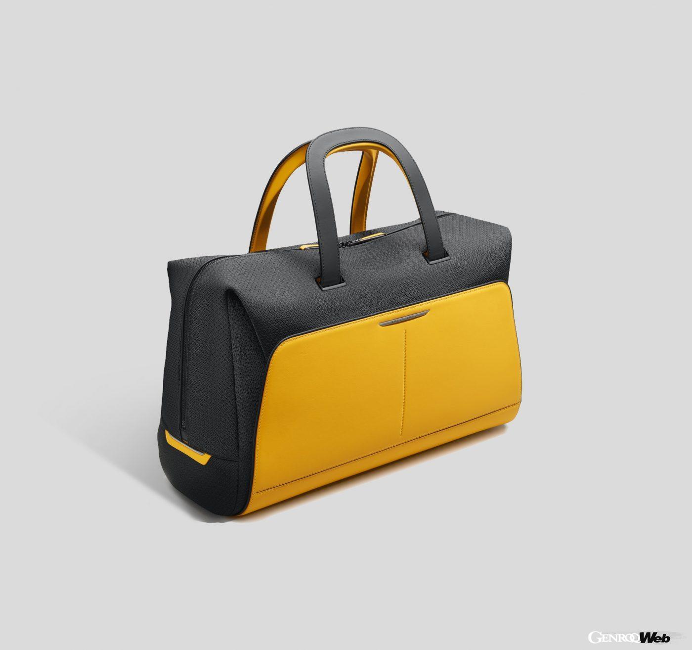 「ロールス・ロイスを「持ち歩く」! 新作バッグコレクションに見るラグジュアリーの新しい姿」の4枚目の画像