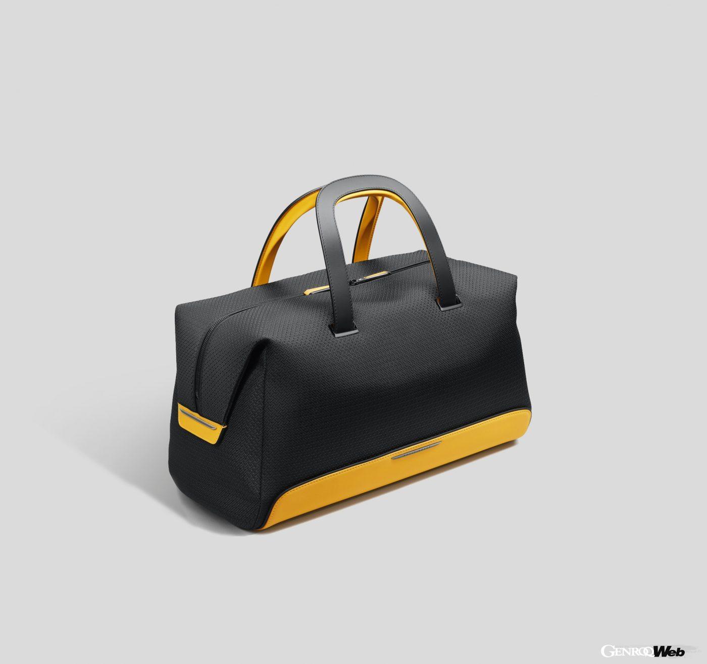 「ロールス・ロイスを「持ち歩く」! 新作バッグコレクションに見るラグジュアリーの新しい姿」の6枚目の画像