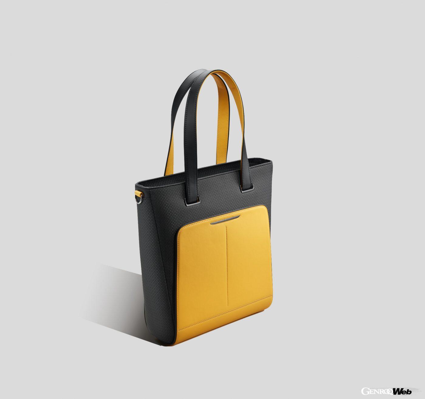 「ロールス・ロイスを「持ち歩く」! 新作バッグコレクションに見るラグジュアリーの新しい姿」の7枚目の画像
