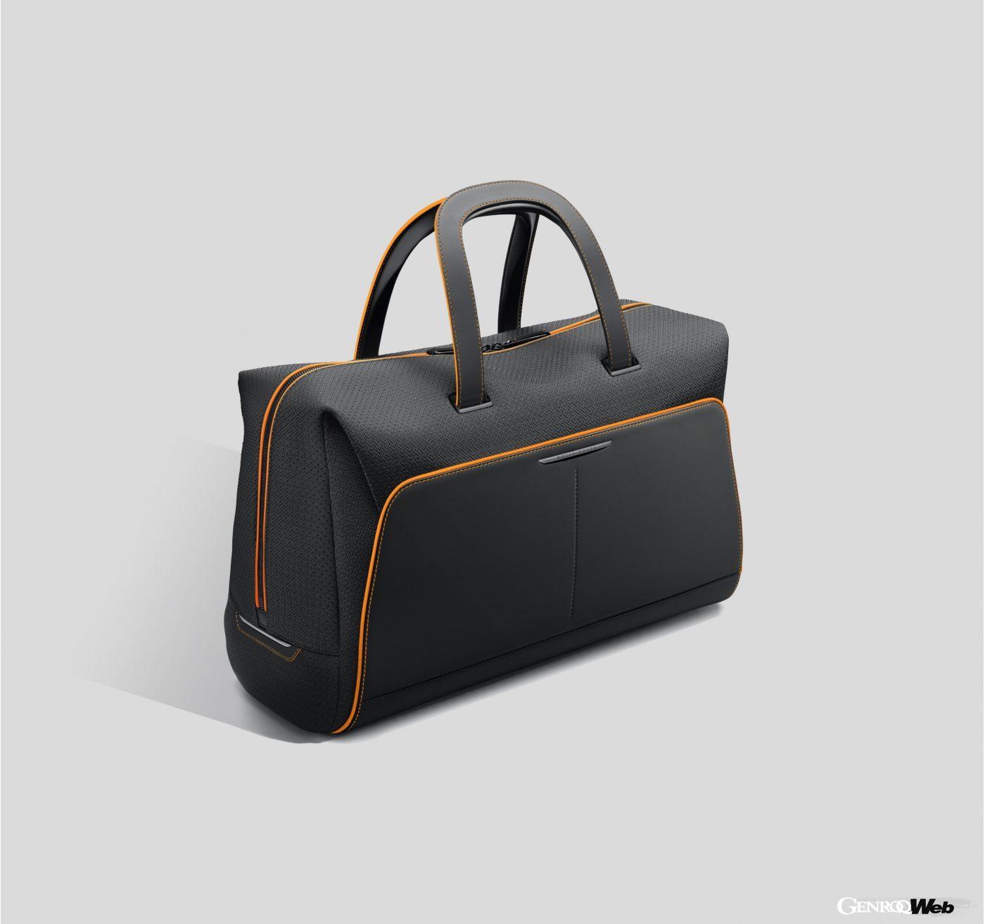 「ロールス・ロイスを「持ち歩く」! 新作バッグコレクションに見るラグジュアリーの新しい姿」の8枚目の画像