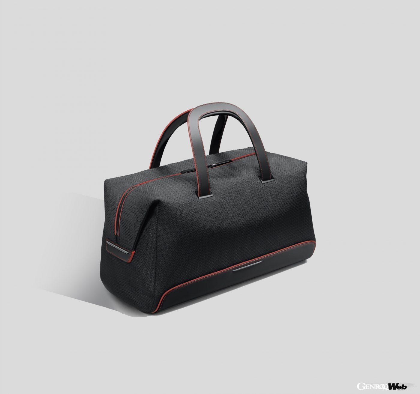 「ロールス・ロイスを「持ち歩く」! 新作バッグコレクションに見るラグジュアリーの新しい姿」の9枚目の画像