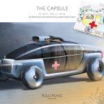 ロールス・ロイスが英国の中学校にEVキットを進呈。「夢のクルマ」の担い手に贈る特別な贈り物 - GQW_Rolls-Royce_Young_Designer_07203
