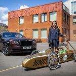 ロールス・ロイスが英国の中学校にEVキットを進呈。「夢のクルマ」の担い手に贈る特別な贈り物 - GQW_Rolls-Royce_Young_Designer_07207