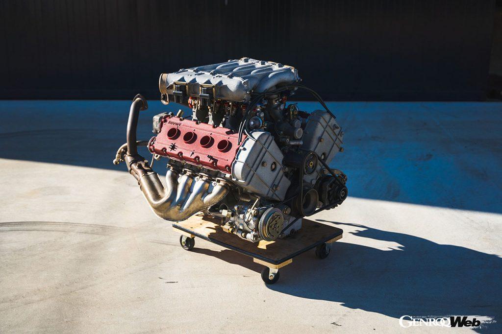 フェラーリ F40用 Tipo F120A型エンジン