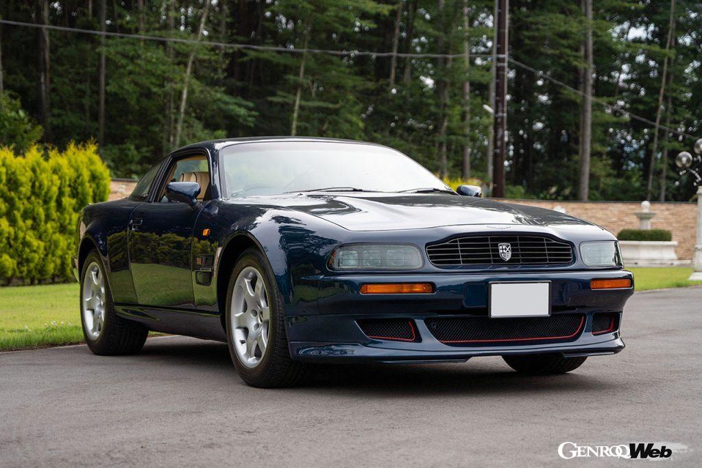 1996 アストンマーティン ヴァンテージ V550