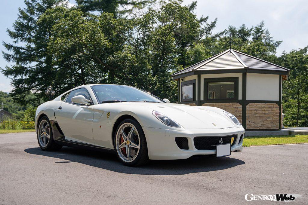 フェラーリ 599 HGTE