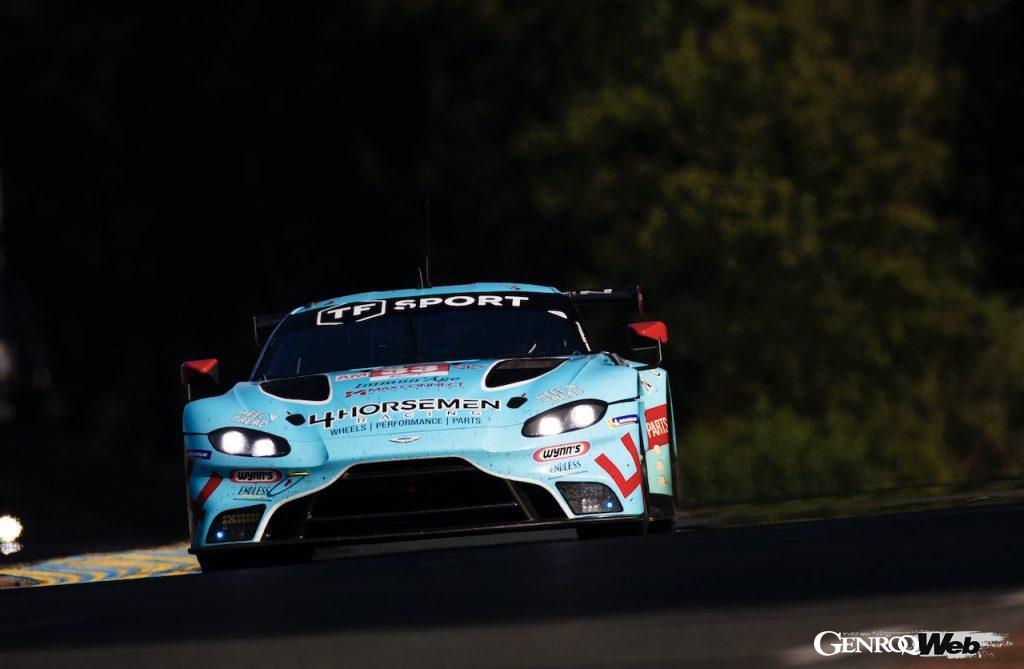GTE Amクラス2連覇を狙うアストンマーティン、4台のヴァンテージ GTEをル・マン24時間レースに投入