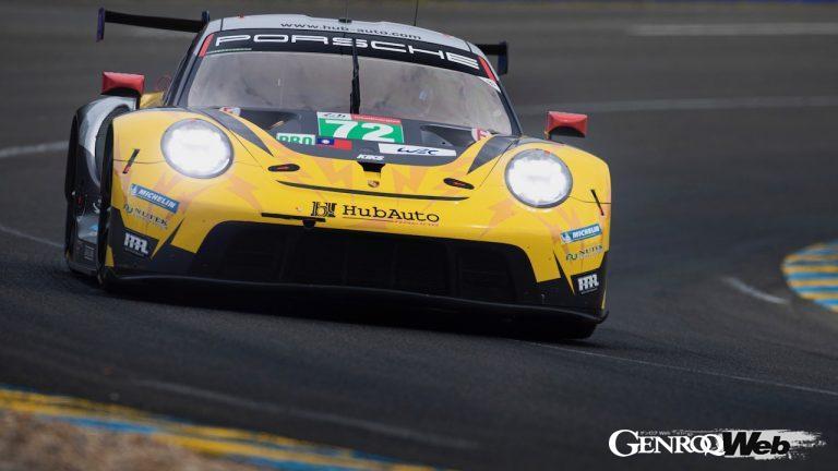 ル・マン24時間ハイパーポール、ポルシェがGT ProとGT Amで見事ポールポジションを獲得