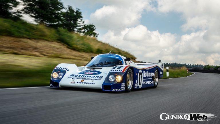 貴重なレーシングカーやヒストリックカーがエンジンサウンドを響かせる、「ポルシェ・サウンドナイト」を9月18日に開催