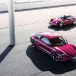 ポルシェ タイカン/タイカン クロスツーリスモがアップデート。航続距離を延長し自動駐車システムも採用 - 20210828_PorscheTaycan2022__4