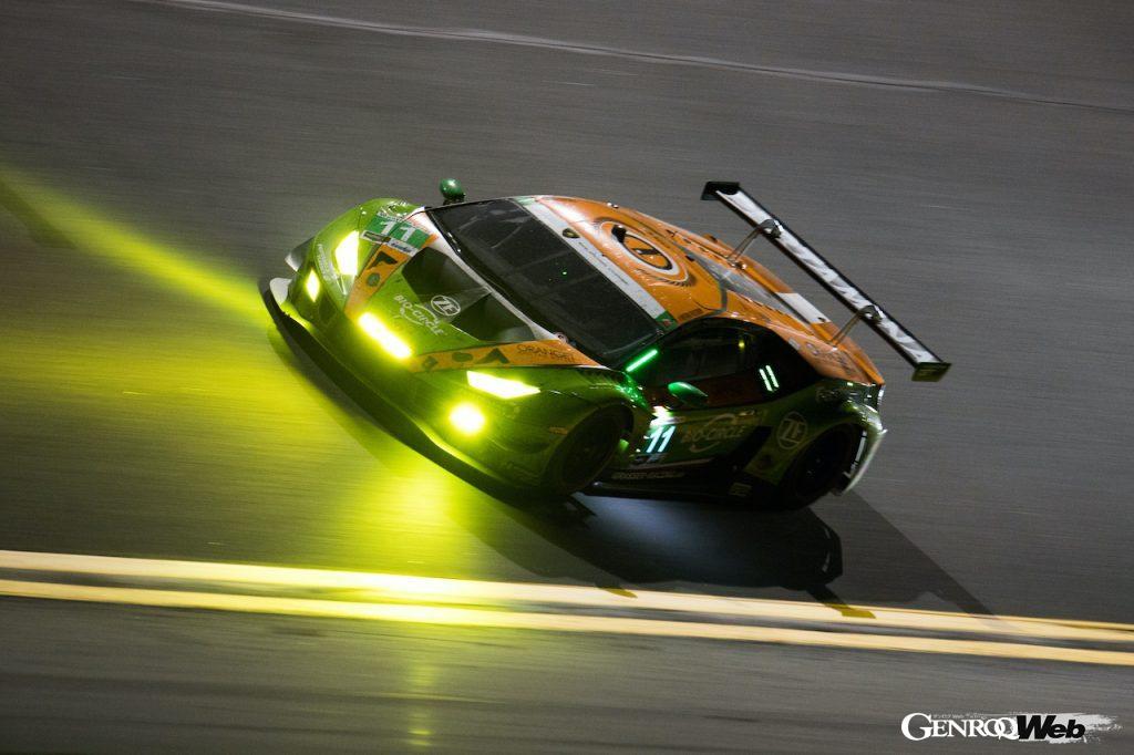 「デイトナ24時間レース」GTDクラスで3連覇した唯一の存在