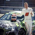 アウディ RS 3がニュル最速の称号を獲得! ルノー メガーヌの記録を4秒以上短縮 【動画】 - GQW_Audi_RS_3_Nurburgring_08062