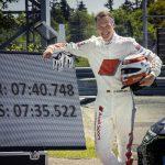 アウディ RS 3がニュル最速の称号を獲得! ルノー メガーヌの記録を4秒以上短縮 【動画】 - GQW_Audi_RS_3_Nurburgring_08063