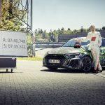 アウディ RS 3がニュル最速の称号を獲得! ルノー メガーヌの記録を4秒以上短縮 【動画】 - GQW_Audi_RS_3_Nurburgring_08064