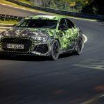 アウディ RS 3がニュル最速の称号を獲得! ルノー メガーヌの記録を4秒以上短縮 【動画】 - GQW_Audi_RS_3_Nurburgring_08066