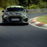 アウディ RS 3がニュル最速の称号を獲得! ルノー メガーヌの記録を4秒以上短縮 【動画】 - GQW_Audi_RS_3_Nurburgring_08067