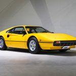 ヤフオク!で絶版名車を購入するチャンス! 希少車&希少グッズが目白押しの第4回「コレクションカーオークション」開催 - GQW_BH_Auction_1977 フェラーリ 308 GTB