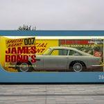 アストンマーティン、ミニカーのDB5を実車で再現! 『007/ノー・タイム・トゥ・ダイ』公開を記念して新旧ボンドカーも展示 【動画】 - 20210901_astonmartin_007_5248